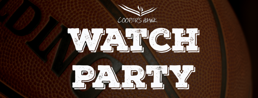 Cooper's Hawk Watch Party